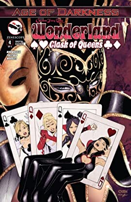 Wonderland: Clash of Queens #4 (of 5)