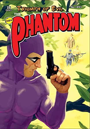 The Phantom #1893