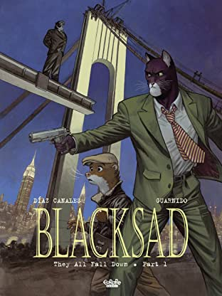 Blacksad Tome 6: They All Fall Down - Part 1