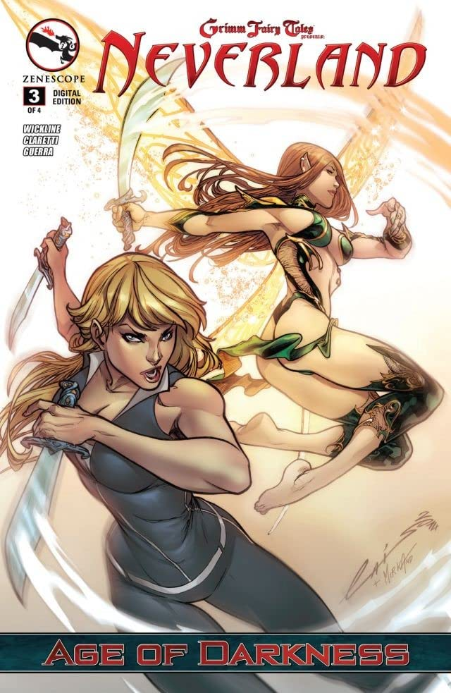 Age of Darkness: Neverland #3 (of 4)