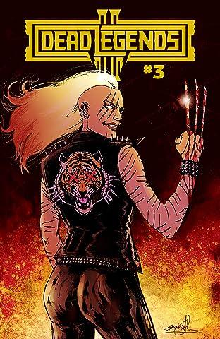 Dead Legends II #3 Vol. 2 #3