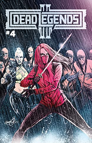Dead Legends II #4 Vol. 2 #4