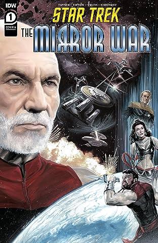 Star Trek: The Mirror War #1 (of 8)