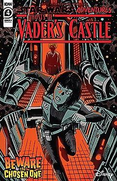 Star Wars Adventures: Ghosts of Vader's Castle No.4 (sur 5)