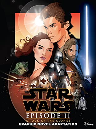 Star Wars: Attack of the Clones Graphic Novel Adaptation
