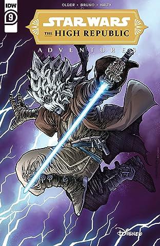 Star Wars: The High Republic Adventures #9