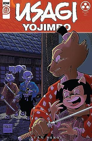 Usagi Yojimbo No.23