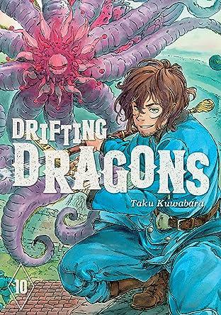 Drifting Dragons Tome 10