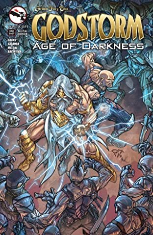 Grimm Fairy Tales Godstorm 'Age of Darkness'