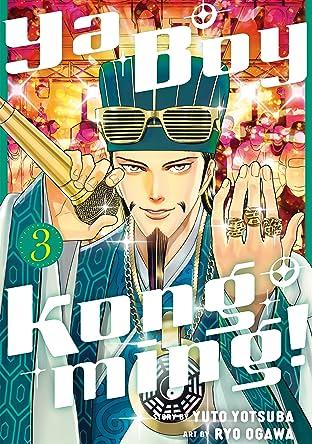 Ya Boy Kongming! Tome 3