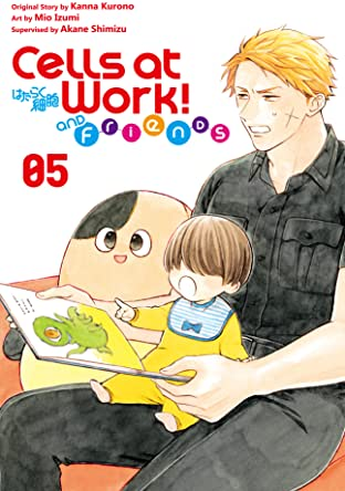 Cells at Work and Friends Vol. 5