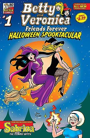 Betty & Veronica Friends Forever: Halloween Spooktacular No.1