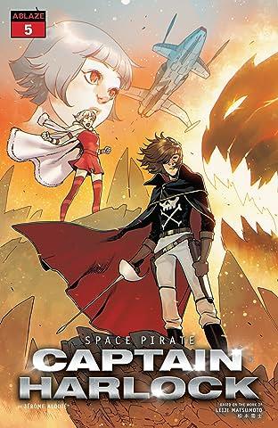 Space Pirate Captain Harlock No.5