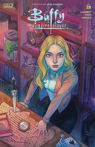 Buffy the Vampire Slayer #28