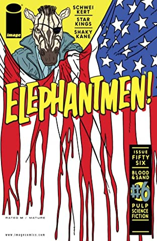 Elephantmen No.56