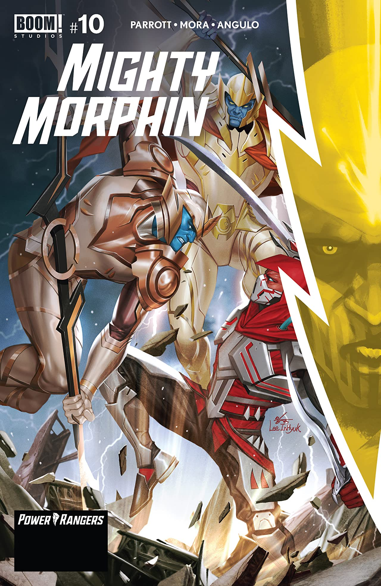 Mighty Morphin #10