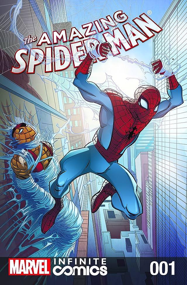 Amazing Spider-Man: Who Am I? Infinite Digital Comic #1