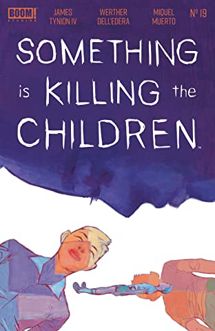 Something is Killing the Children No.19