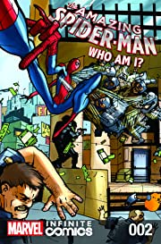Amazing Spider-Man: Who Am I? Infinite Digital Comic #2