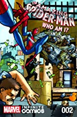 Amazing Spider-Man: Who Am I? Infinite Digital Comic #2