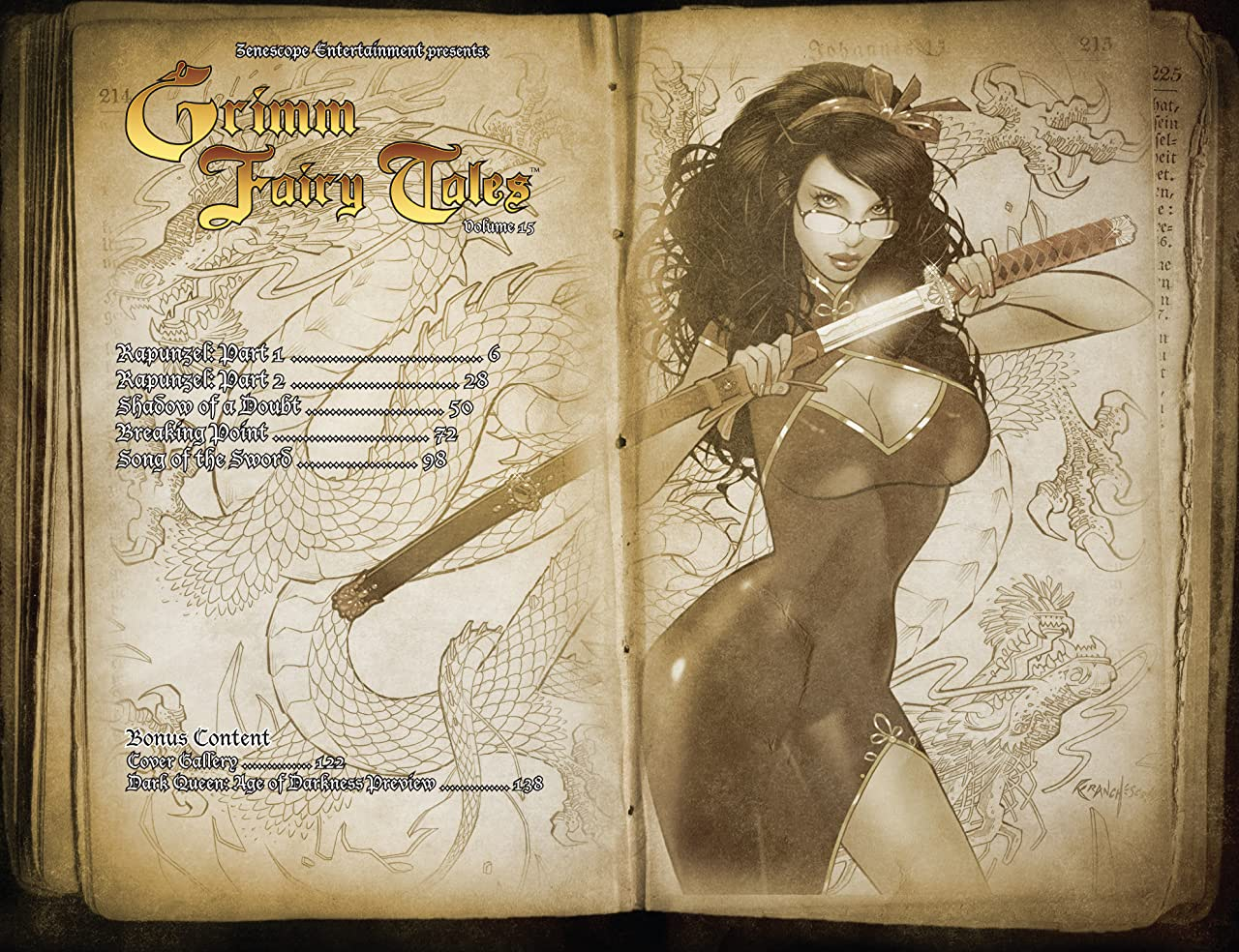 Grimm Fairy Tales Vol. 15