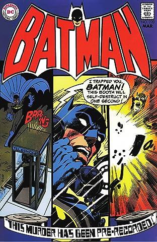 Batman (1940-2011) No.220