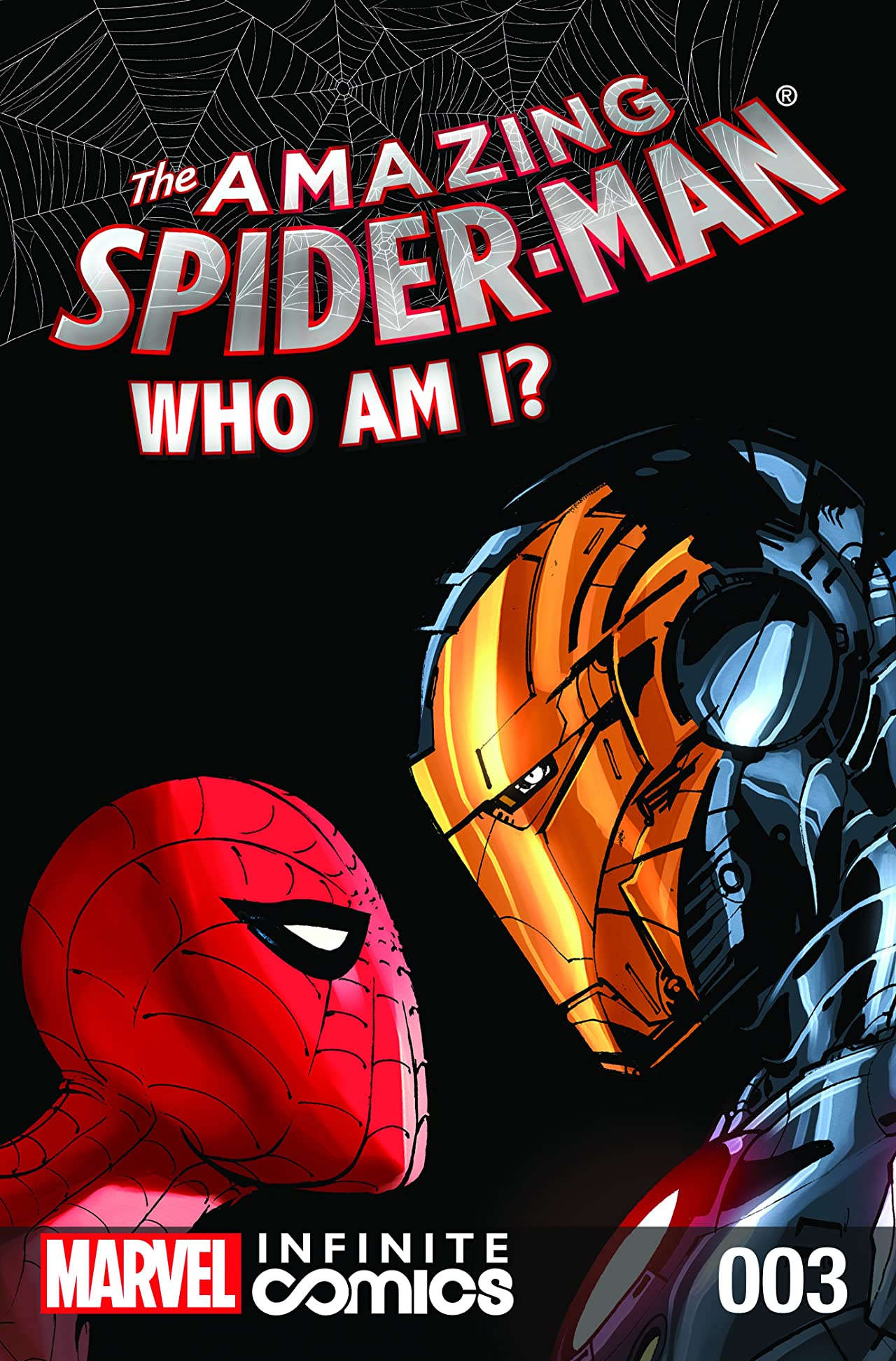 Amazing Spider-Man: Who Am I? Infinite Digital Comic #3