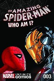 Amazing Spider-Man: Who Am I? Infinite Digital Comic #3
