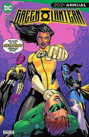 Green Lantern 2021 Annual (2021) #1