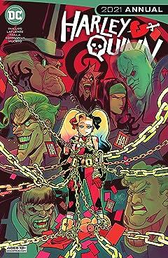 Harley Quinn 2021 Annual (2021) #1
