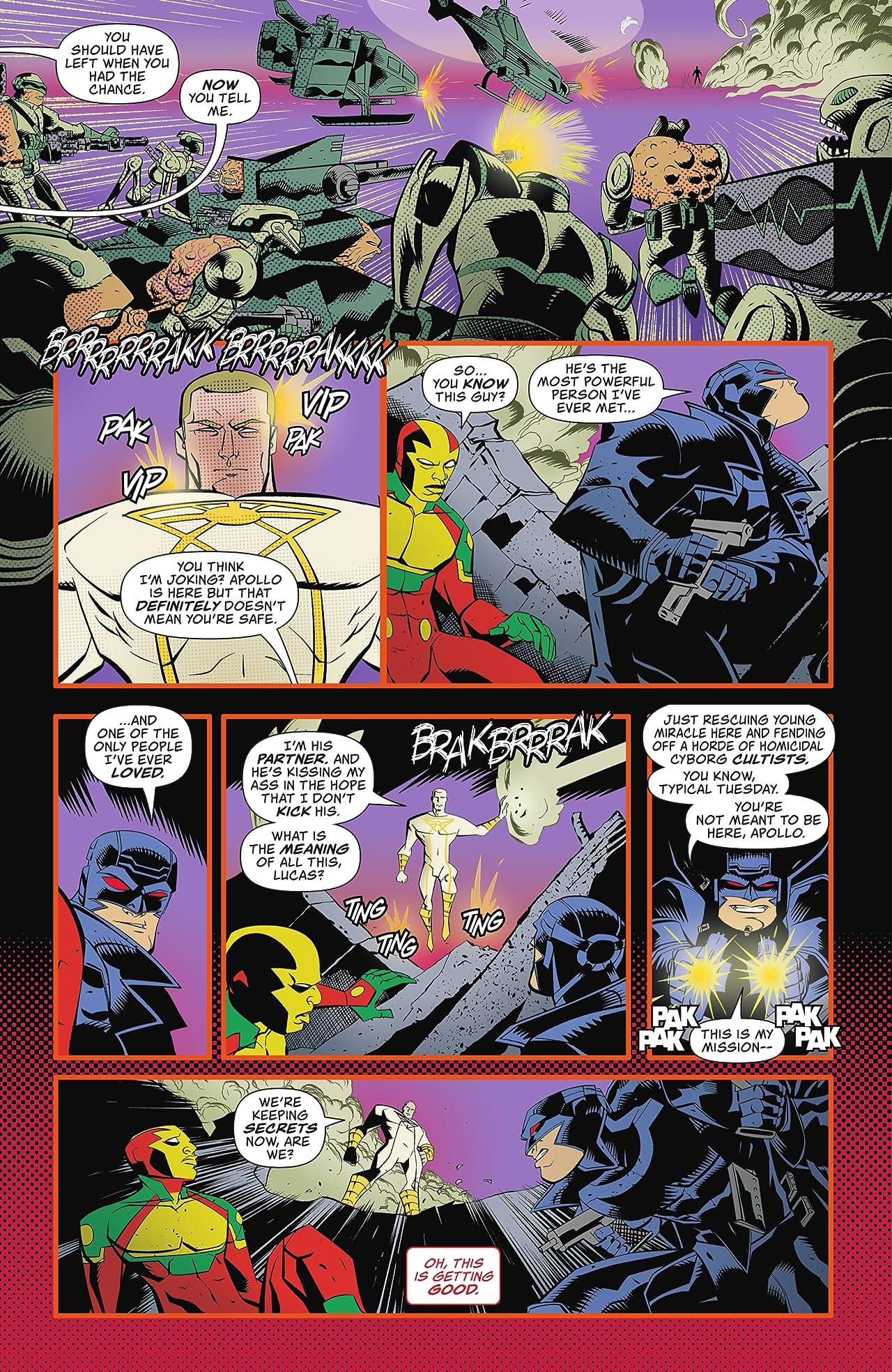 Midnighter 2021 Annual (2021) #1