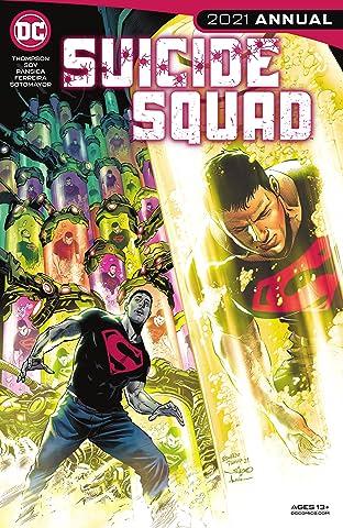Suicide Squad 2021 Annual (2021) No.1