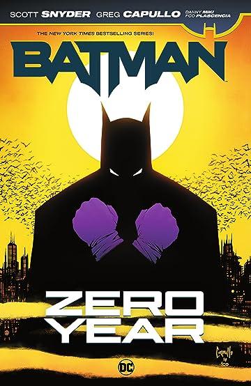 Batman (2011-2016): Zero Year