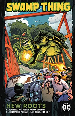 Swamp Thing: New Roots Vol. 1