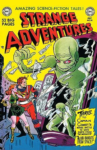 Strange Adventures (1950-1973) #10