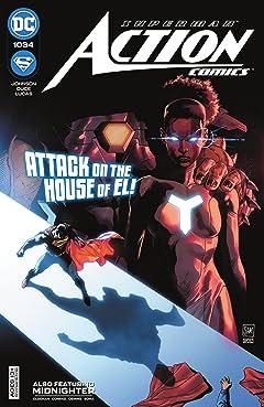Action Comics (2016-) No.1034