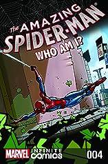 Amazing Spider-Man: Who Am I? Infinite Digital Comic #4