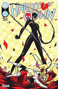 Harley Quinn (2021-) #6