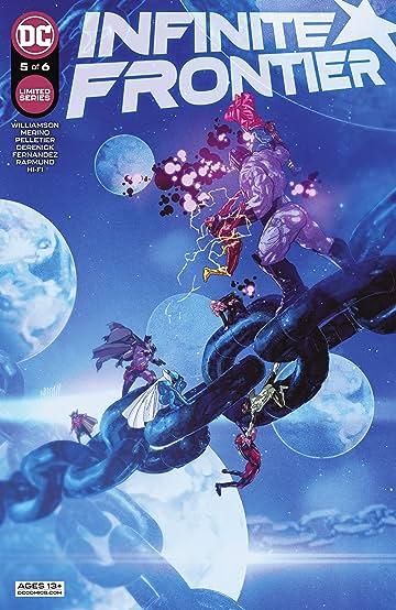 Infinite Frontier (2021-) #5