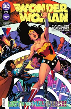 Wonder Woman (2016-) No.778