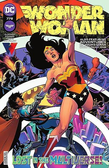 Wonder Woman (2016-) #778