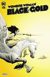 Wonder Woman Black & Gold (2021-) #3
