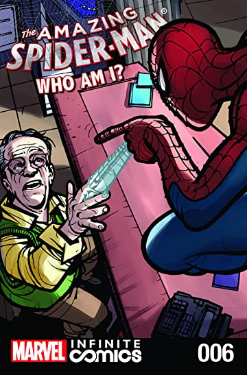 Amazing Spider-Man: Who Am I? Infinite Digital Comic #6