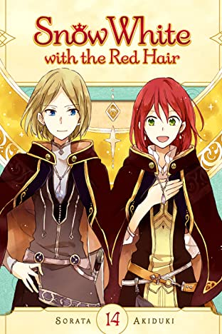 Snow White with the Red Hair Tome 14