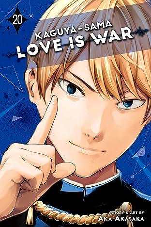 Kaguya-sama: Love Is War Tome 20