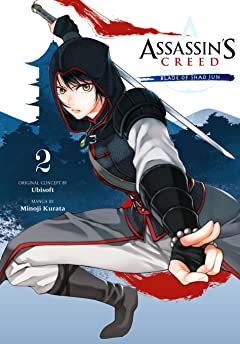 Assassin's Creed: Blade of Shao Jun Tome 2