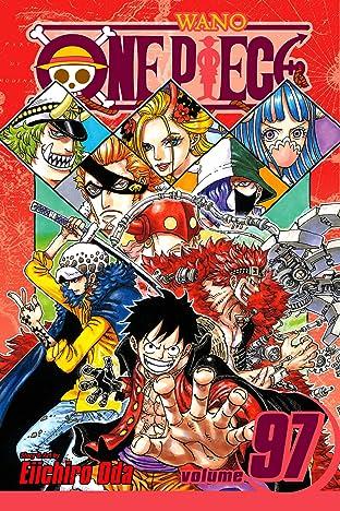 One Piece Vol. 97