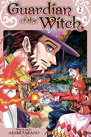 Guardian of the Witch Tome 2