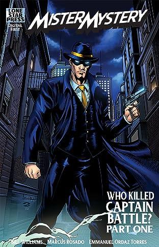 Mister Mystery #1