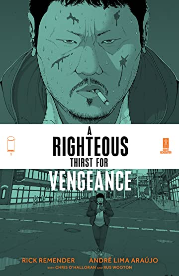 A Righteous Thirst for Vengeance No.1